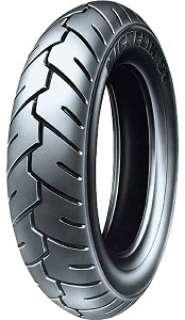 Michelin S1 TL/TT F/R Roller Sommerreifen -     (110/80 -10 58J)