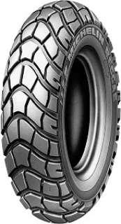 Michelin Reggae TL F/R Roller Sommerreifen -     (130/90 -10 61J)