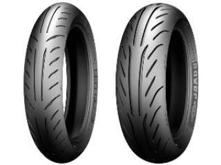 Michelin Power Pure SC TL FRONT Roller Sommerreifen -     (120/80 -14 58S)