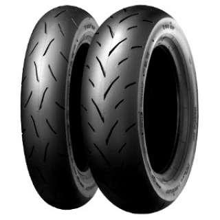 Dunlop TT93 GP TL F/R Roller Sommerreifen -     (3.50/ -10 51J)