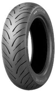 Bridgestone HOOP B02 G TL REAR Roller Sommerreifen -     (130/70 -16 61P)
