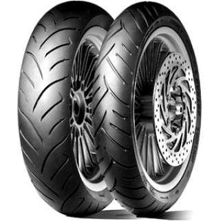 Dunlop SCOOTSMART TL F/R Roller Sommerreifen -     (120/80 -14 58S)