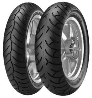 Metzeler Feelfree RFC TL REAR Roller Sommerreifen -     (130/70 -12 62P)