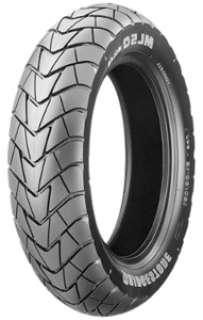 Bridgestone ML50 TL F/R Roller Sommerreifen -     (110/80 -10 58J)