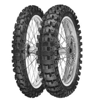 90/100-14 49M TT Scorpion MX Mid Soft 32 Rear NHS