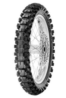 100/90-19 57M TT Scorpion MX Hard 486 Rear NHS