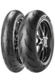 180/60 ZR17 (75W) Diablo Rosso Corsa Rear M/C