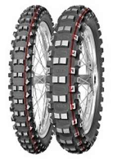 Mitas TERRA FORCE- MX MEDIUM TT Motorrad Sommerreifen -     (110/100 -18 64M)