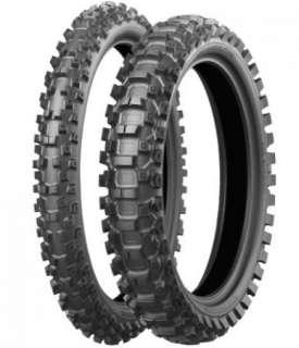 Motorrad-Enduro Bridgestone X 20 R Cross soft TT 90/100-16 51M