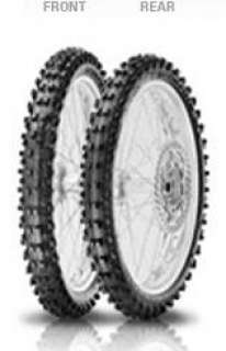 Motorrad-Enduro Pirelli Scorpion MX Mid soft 32 MUD  TT 110/90-19 NHS