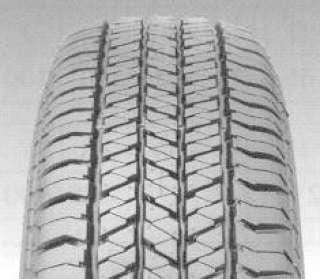 Offroadreifen-Sommerreifen Bridgestone Dueler H/T 684 II 195/80 R15 96S