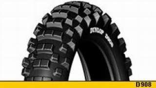 Motorrad-Enduro Dunlop D 908 Rallye Raid F TT Front 90/90-21 54S