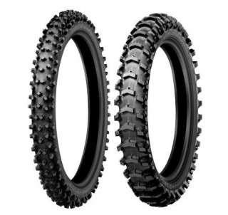 Motorrad-Enduro Dunlop Geomax MX 12 TT Rear 70/100-10 41J