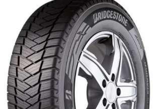 VAN-Transporter-Ganzjahresreifen Bridgestone Duravis All Season 225/75 R16C 121R