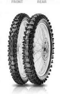 Motorrad-Enduro Pirelli Scorpion MX soft TT Rear 90/100-16 NHS