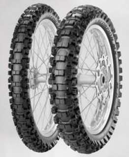 Motorrad-Enduro Pirelli Scorpion MX Mid hard 554 120/80-19 NHS
