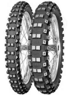 Motorrad-Enduro Mitas Terra Force-MX MH TT Front/Rear Medium to Hard red 90/100-21 57M