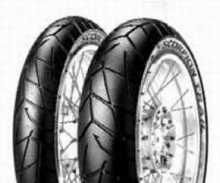 Motorrad-Enduro Pirelli Scorpion Trail TL E 120/70 ZR17 58W
