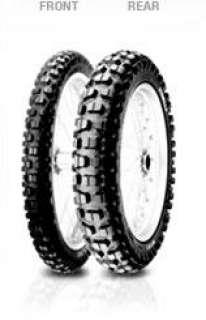 Motorrad-Enduro Pirelli MT 21 RallyCross  TT 140/80-18 70R