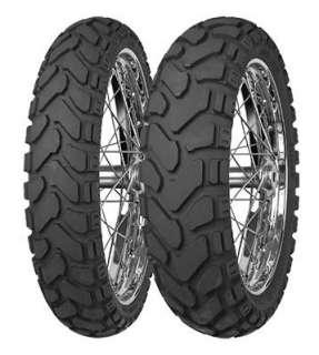 Motorrad-Enduro Mitas E-07+ Dakar TL M+S Rear yellow 140/80B18 70T